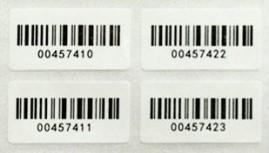 条码不干胶标签纸